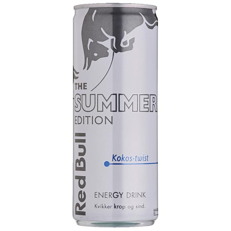 Red Bull Kokos