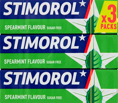 stimorol tyggegummi ingredienser